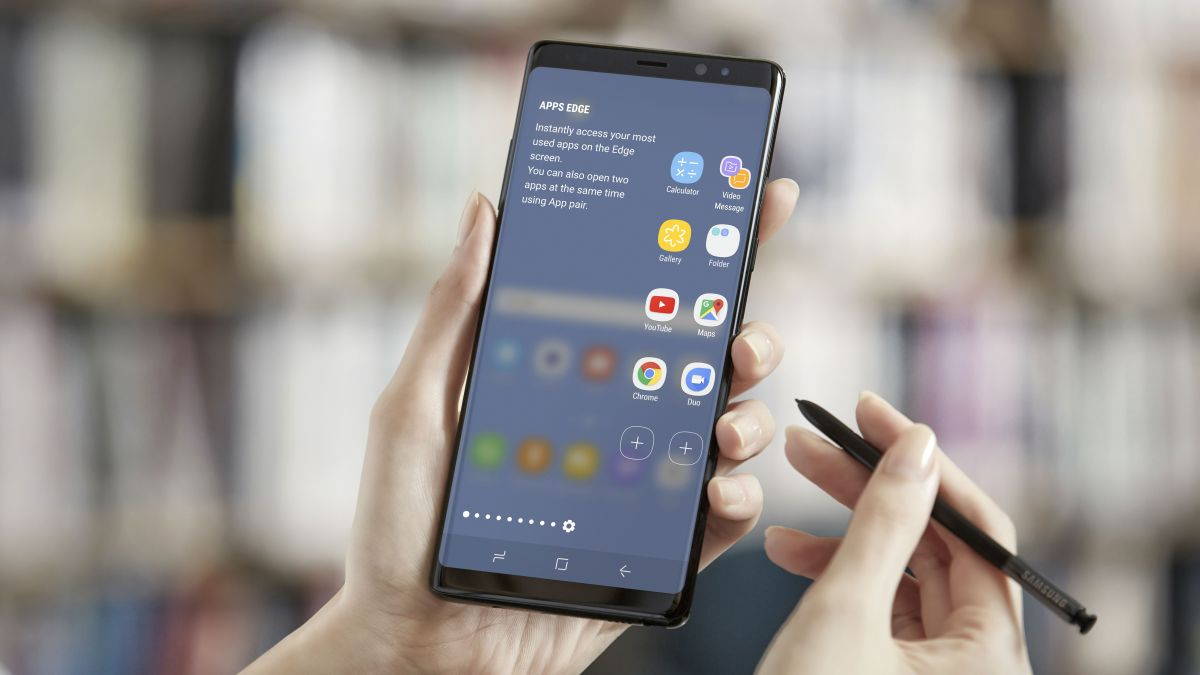 Galaxy Note 9's S Pen rumored to boast Bluetooth functionality