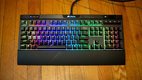 Corsair Strafe RGB MK  2 review | TechRadar
