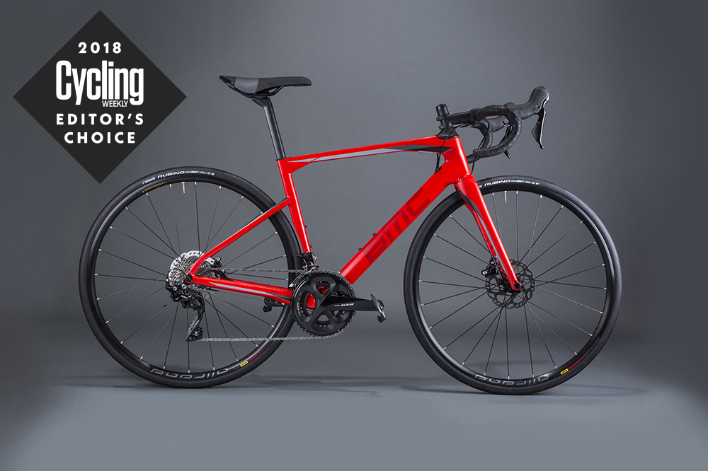 02 >> Bmc Roadmachine 02 Three Review Cycling Weekly