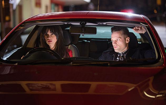 Mercedes McQueen and Liam Donovan