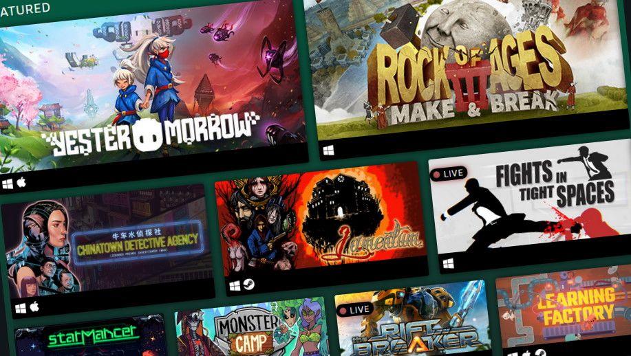 Steam Game Festival