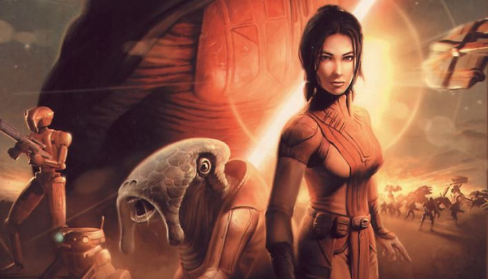 Report says Altered Carbon showrunner is writing a Star Wars: Knights of the Old Republic movie