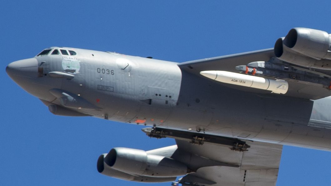 US Air Force says it will test bizarre 'hypersonic' weapon this month
