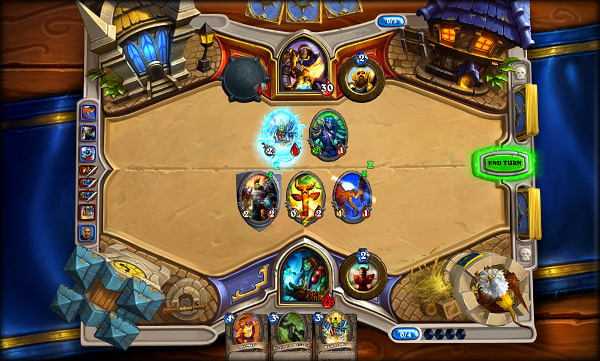 Hearthstone Beta Screenshot