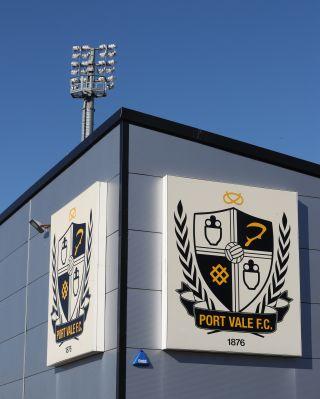 Port Vale v Cambridge United – Sky Bet League Two – Vale Park