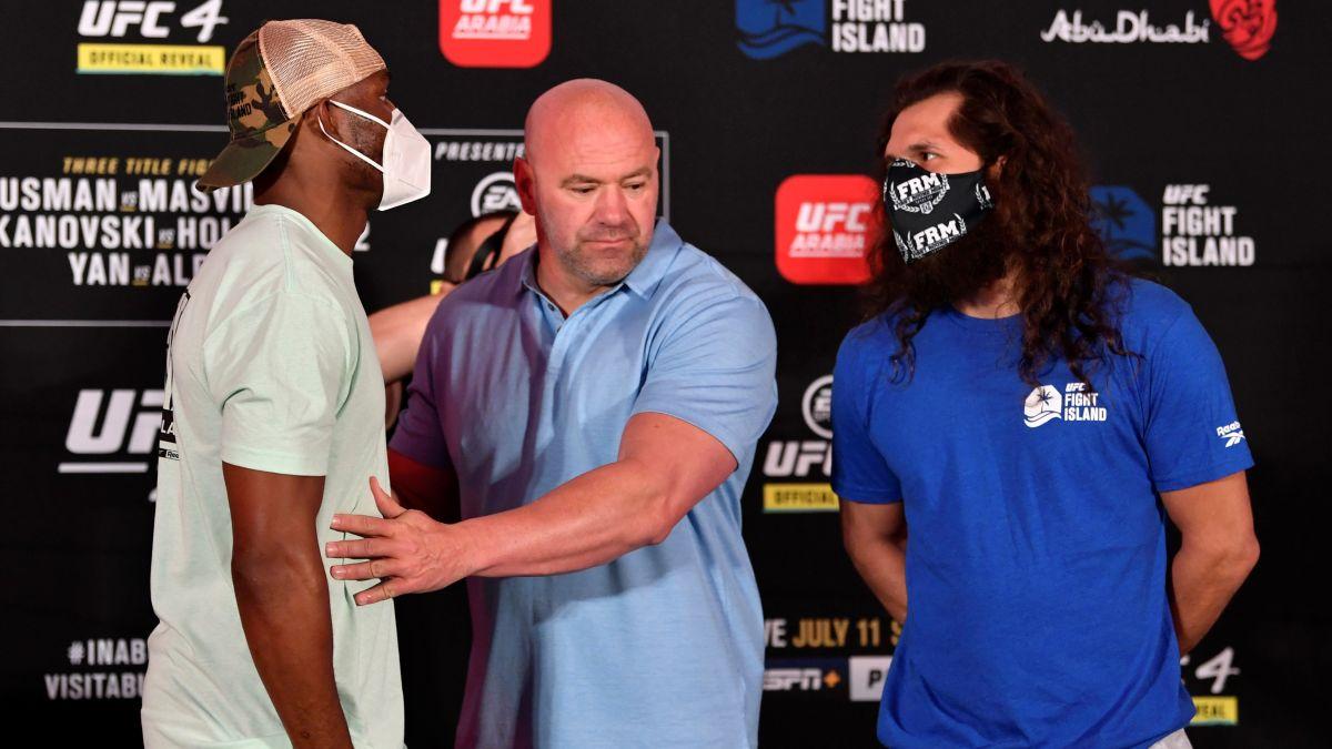 Phát trực tiếp UFC 251: cách xem Usman vs Masvidal trực tuyến ngay bây giờ