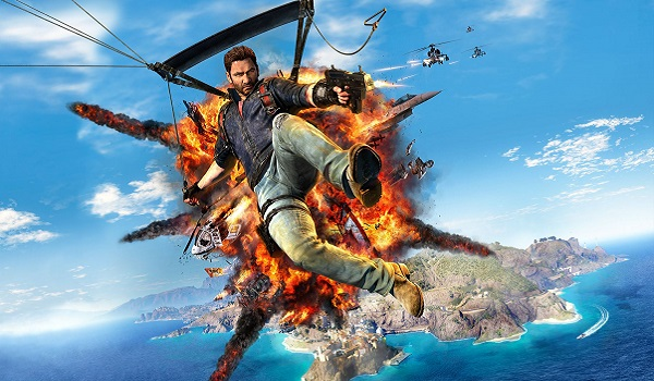Insanity unfolds in Just Cause 3