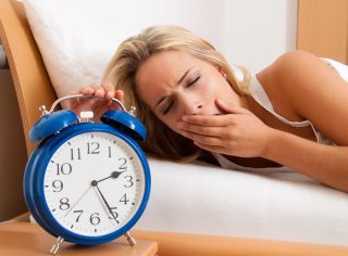 sleep memory all-nighter