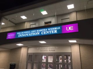 Advanced Designs University of Charleston 'Innovation Center'
