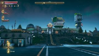 The Outer Worlds Edgewater or Deserters
