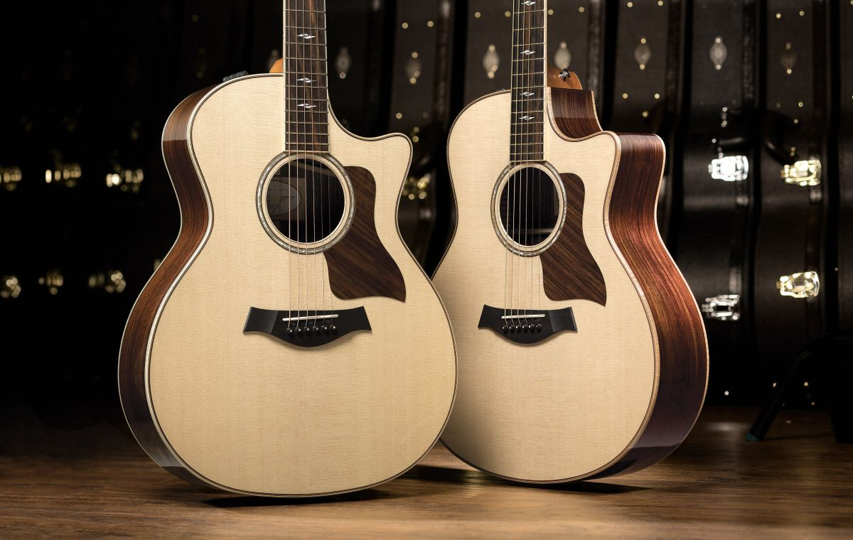 Best Taylor Acoustic Guitars: 3 Perfect Choices Reviewed