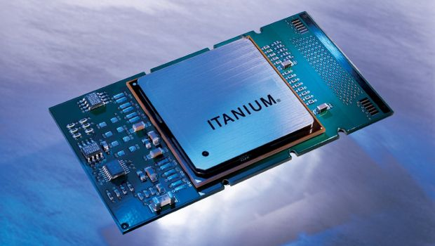 Itanium Waves Goodbye As Intel Delivers Last Shipments of Now Forgotten Processor Family