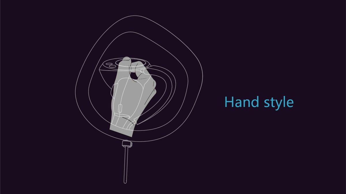 Pimax's New VR Controller Design Resembles Valve's Knuckles