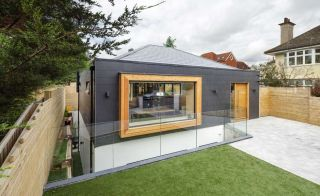 Contemporary family self build