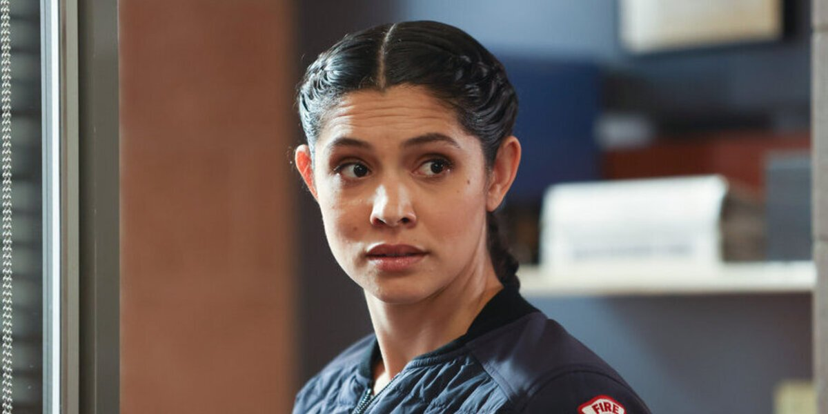Chicago Fire Boss And Star Talk Stella's Future After Her Big Test And The 'Life-Altering' Season 9 Finale