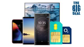 Mobile phone deals this bank holiday