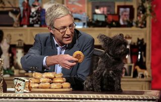 Paul O'Grady pays tribute to 'sweetheart' Olga and thanks fans for support