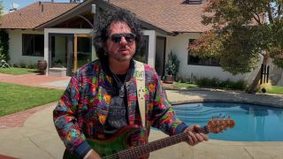 Steve Lukather has released a video for his new song, Run To Me