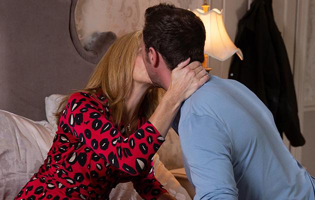 Emmerdale spoilers! Bernice Blackstock and Liam caught kissing?