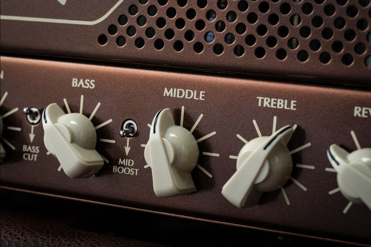 Victory Amps reveals The Copper VC35 all-valve head | MusicRadar