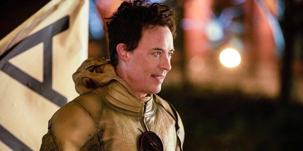 Tom Cavanagh as Eobard Thawne/Reverse-Flash in The Flash