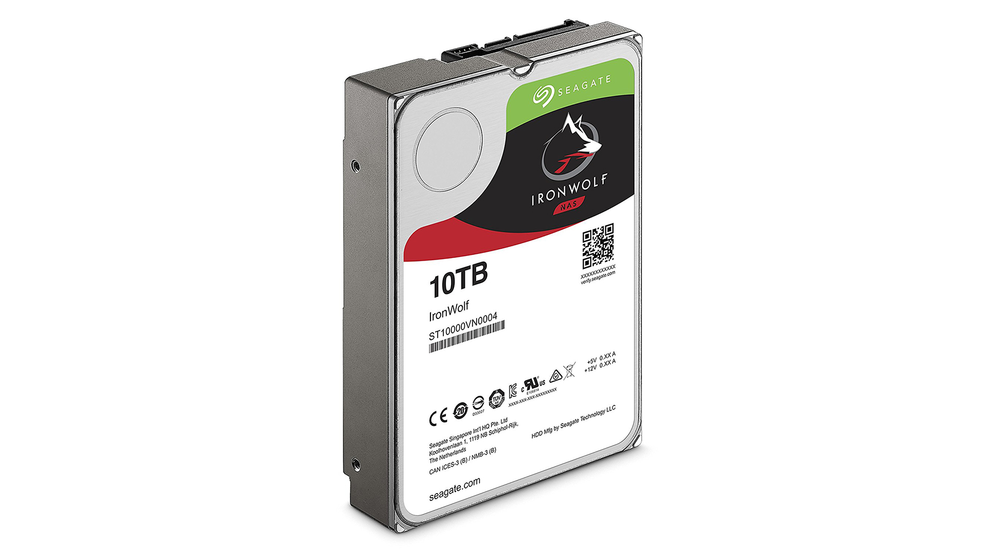 Best NAS hard drive: Seagate IronWolf NAS
