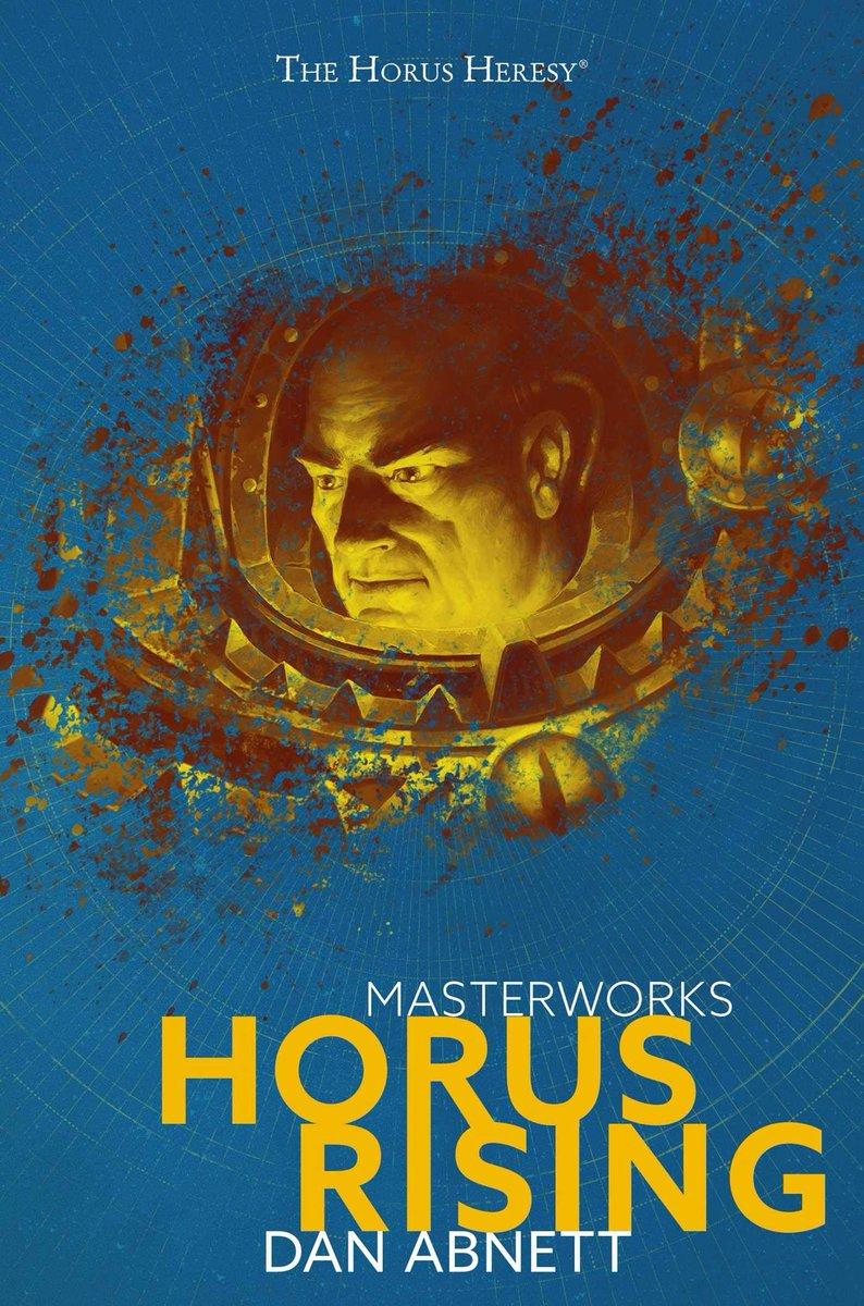 Horus Rising, one of the best 40K books