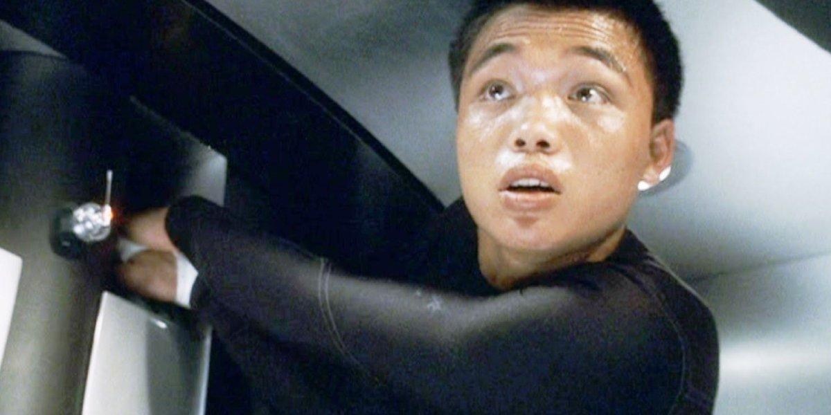 Shaobo Qin in Ocean's Eleven