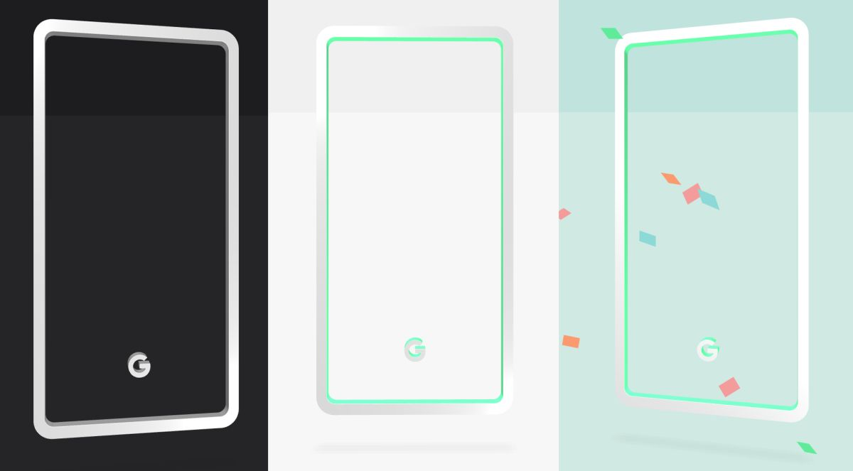Google Pixel 3 gets official colours revealed, including mint