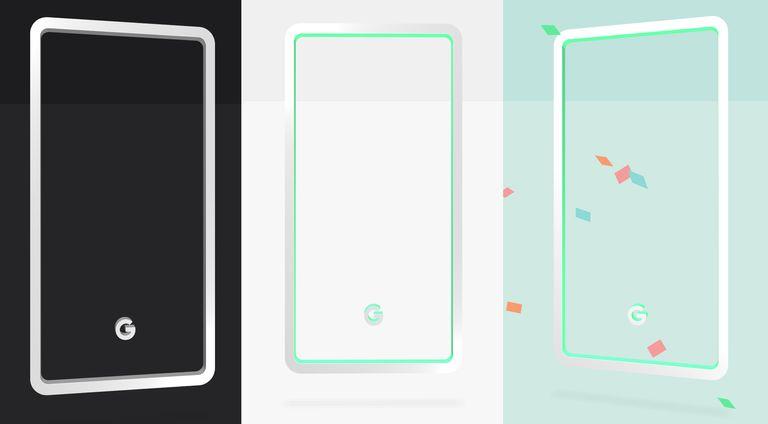 Google Pixel 3 colours