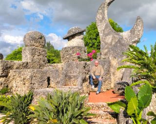 coral castle, engineering