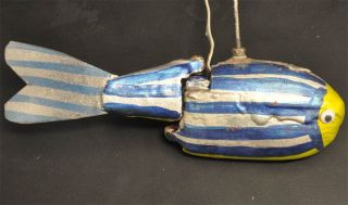 robot zebrafish
