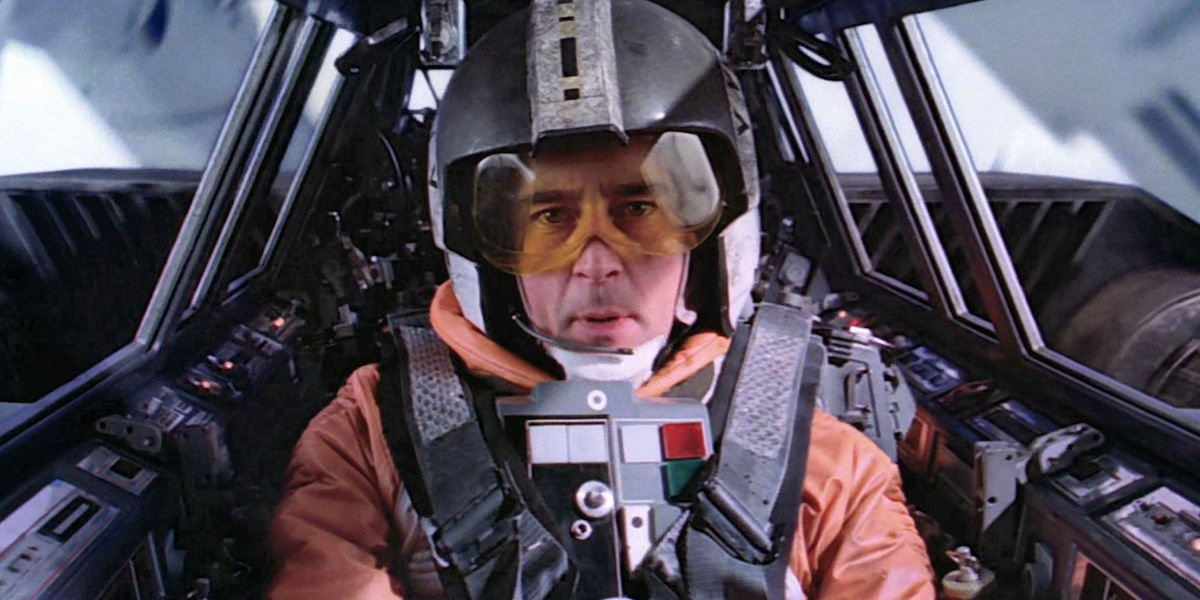 Denis Lawson (Wedge Antilles) empire strikes back