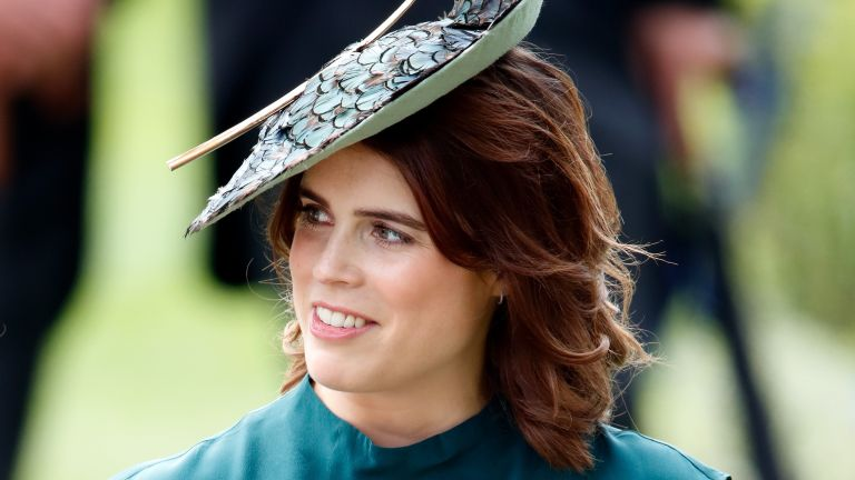 Princess Eugenie attends day three, Ladies Day, of Royal Ascot at Ascot Racecourse on June 20, 2019 in Ascot, England
