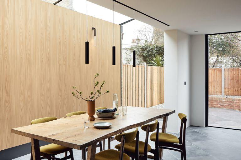 Glass kitchen extension ideas
