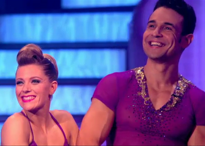 Chico finishes third in Dancing On Ice final
