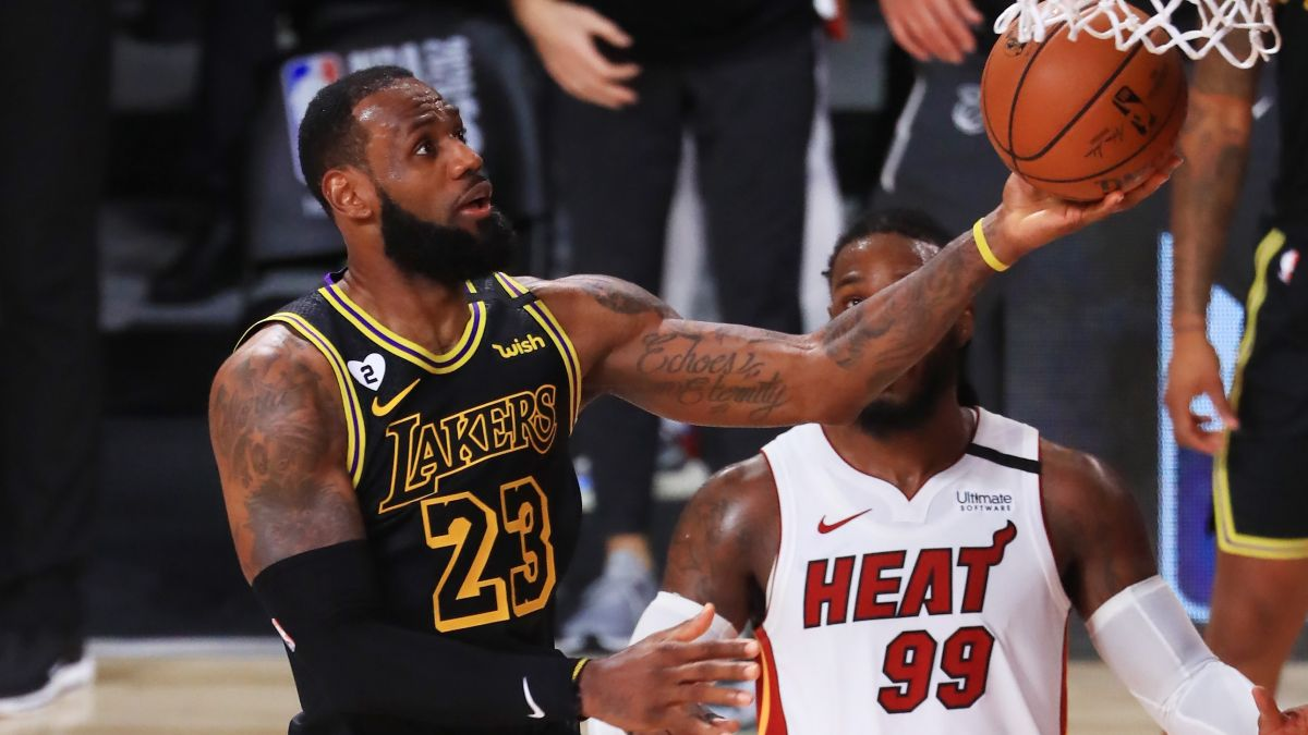 Lakers vs Heat live stream: How to watch NBA Finals Game 6 ...