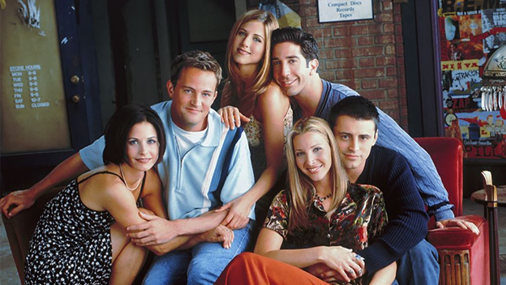 Friends reunion announced for HBO Max: The break is over