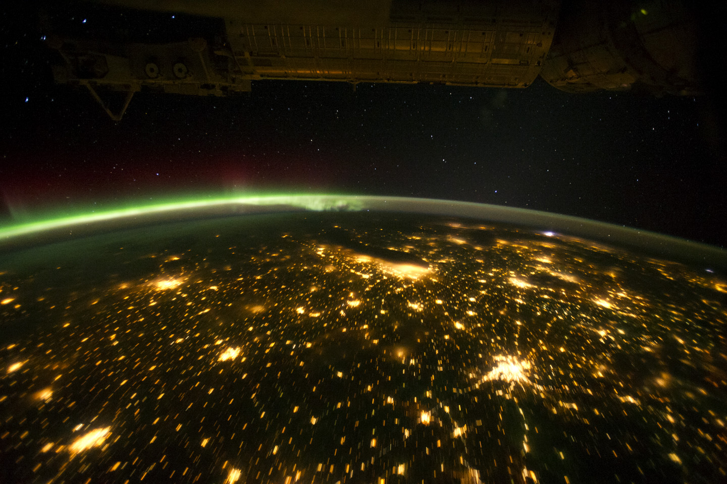 Earth's Cities at Night: Photos From Space | Space