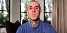 The Deal Travis Barker Made With Kourtney Kardashian When She Told Him Early On She Wanted Him To Fly And Travel Again