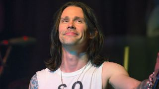 A picture of singer Myles Kennedy