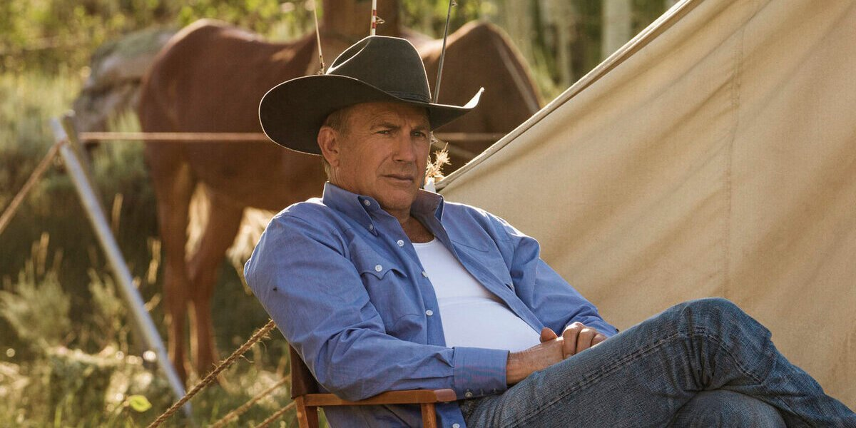 Kevin Costner - Yellowstone