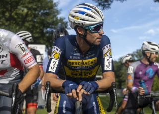 Vincent Baestaens (Deschacht-hens-maes) won both days at 2021 Rochester Cyclocross to take lead in USCX Series