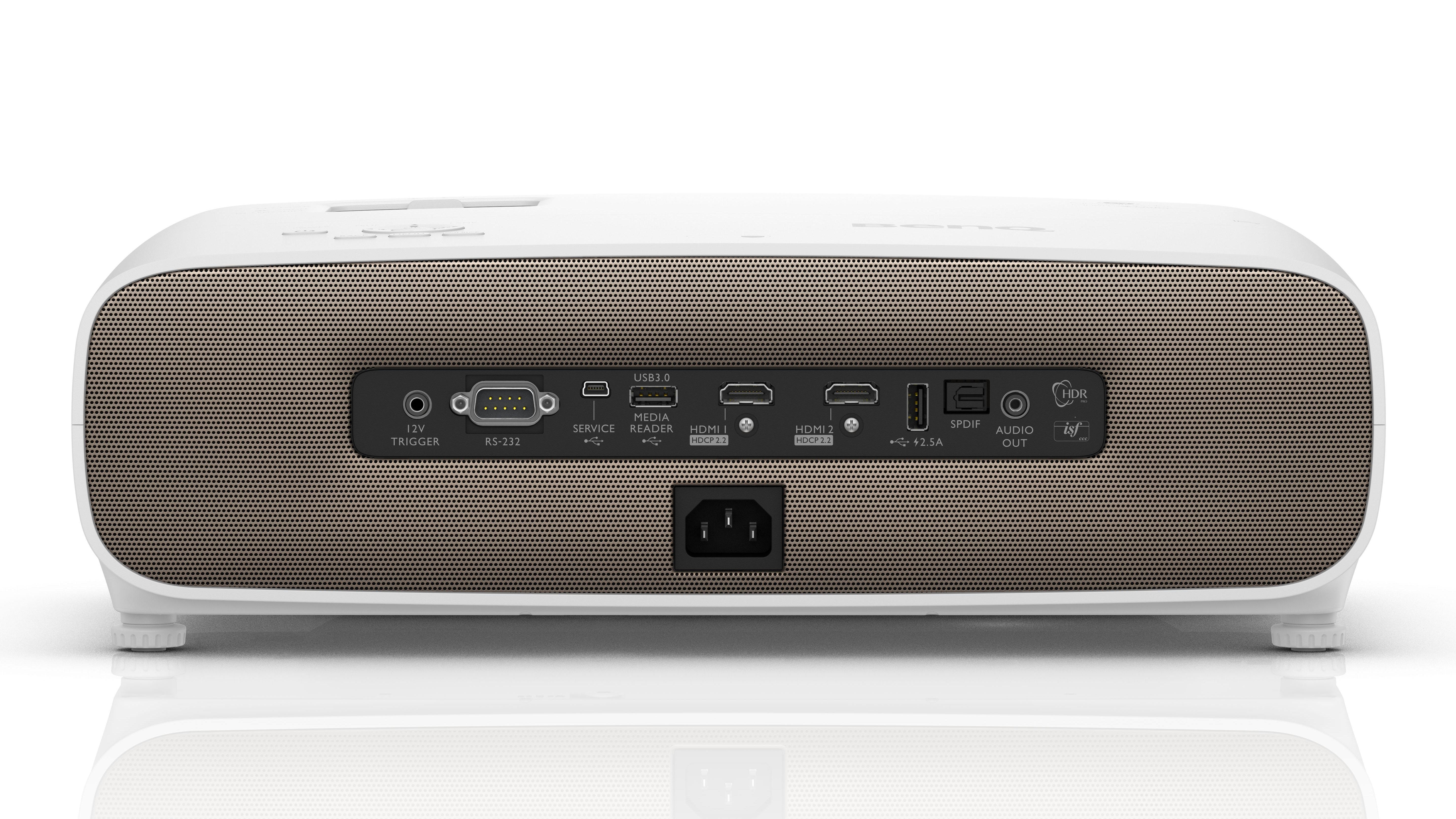 BenQ trois nouveaux projecteurs 4K offre une précision de couleur au rabais