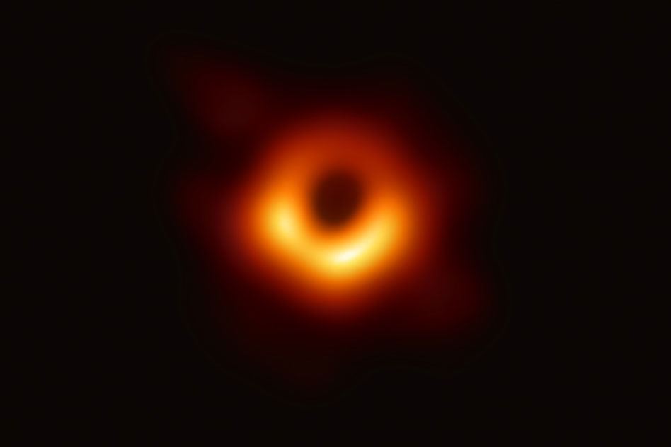 Eureka! Black Hole Photographed for 1st Time   Space
