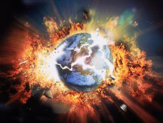 doomsday Earth
