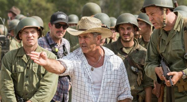 Mel Gibson Hacksaw Ridge