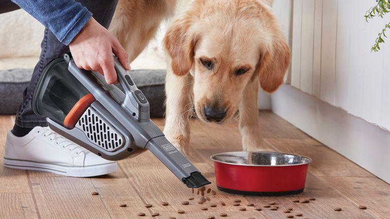 best handheld vacuum: Black & Decker