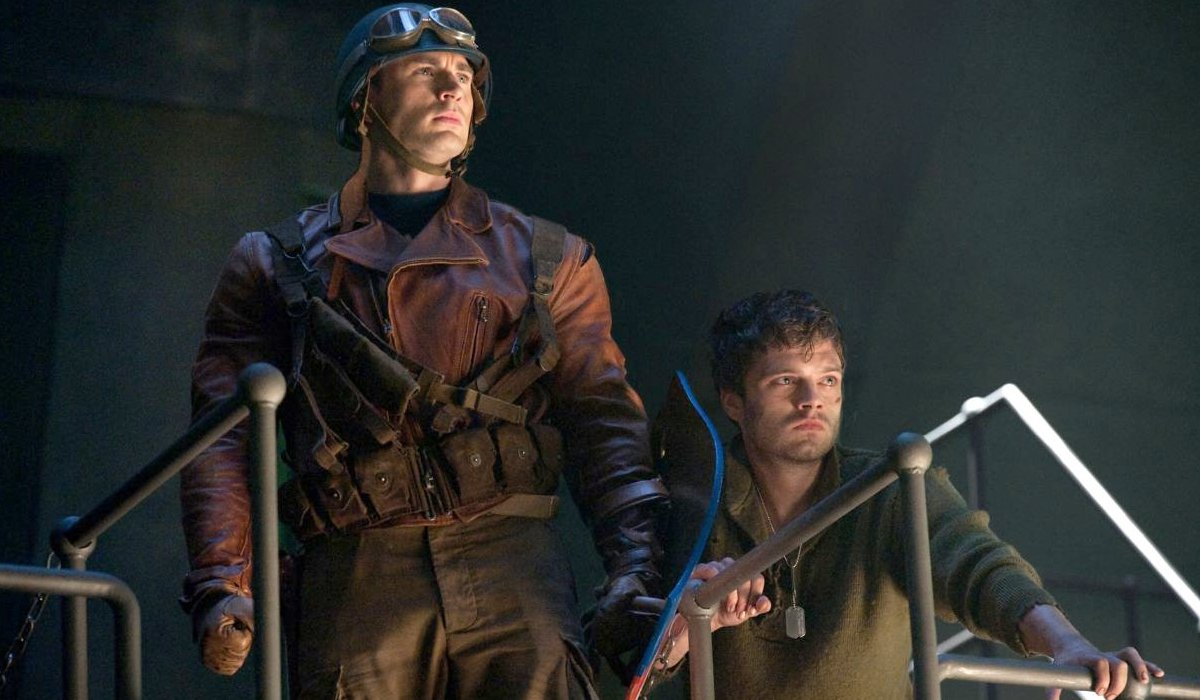 A History Of Captain America And Bucky Barnes' Friendship