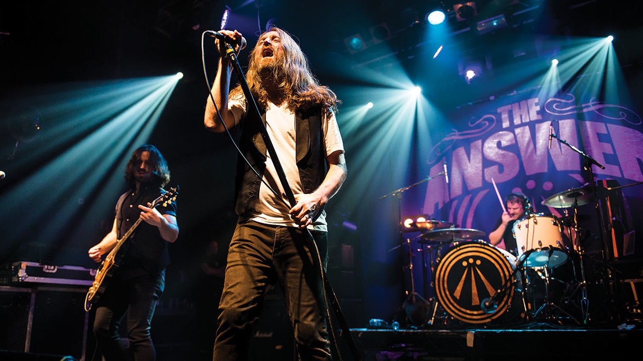 The Answer Dead Daisies Live Review Electric Ballroom London